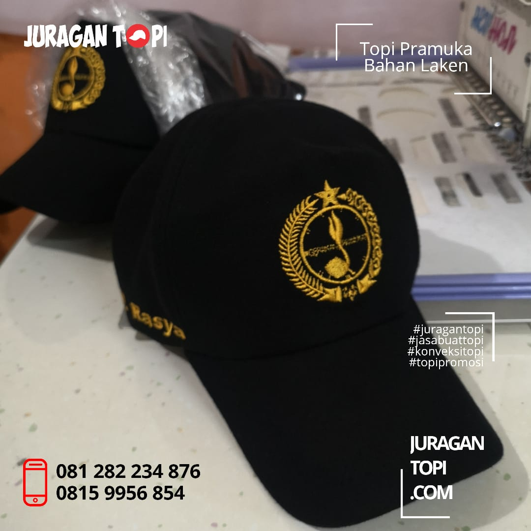 0815 995 6854 Pesan Topi Seragam di Jakarta